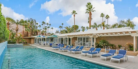 4 Day Luxury Women's Yoga, Cooking & Recharge Retreat - PALM SPRINGS, CA tickets
