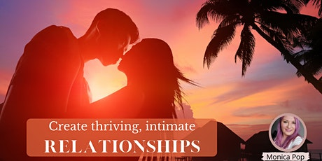 The 4 keys to heal your heart and open up to healthy relationships tickets