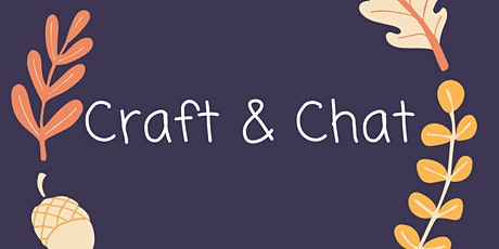 Craft & Chat 2021 MCCS Marine Corps Family Team Building tickets