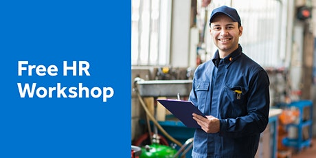 Free HR Workshop: Setting up your Business for Success - Taree tickets