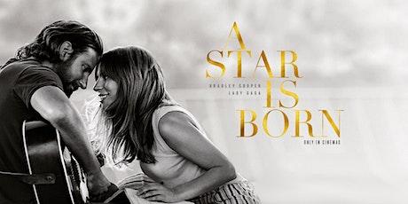 A STAR IS BORN  (2018) - Miercoles 29/9 - 19:00hs - CINE AL AIRE LIBRE entradas