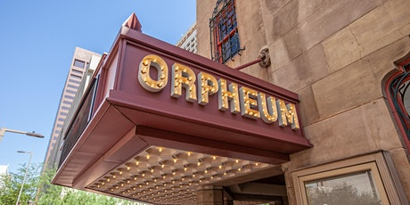 Historic Tour of the Orpheum Theatre tickets