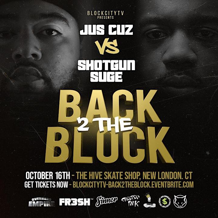 BlockCityTV - Back 2 The Block - New London CT - October 16th image