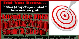 Goal Seting Workshop