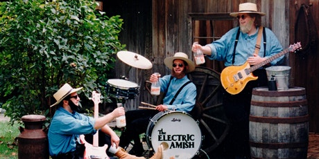 The Electric Amish tickets