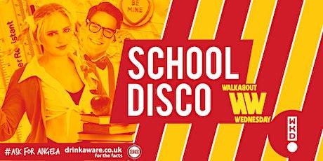 School Disco - WKD Walkabout Wednesday tickets