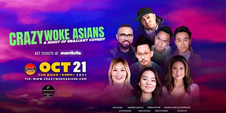 Laugh Factory Presents: Crazy Woke Asians tickets