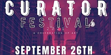 Curator Festival tickets