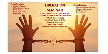 Liberation Seminar tickets