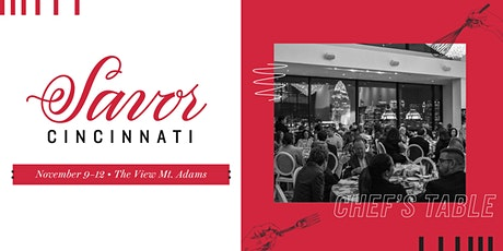 Savor Cincinnati Chef's Table Edition tickets