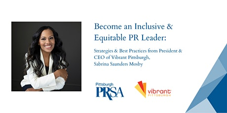 Become an Inclusive & Equitable PR Leader tickets