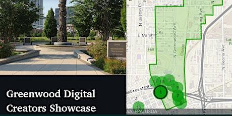Greenwood Digital Creators Showcase tickets
