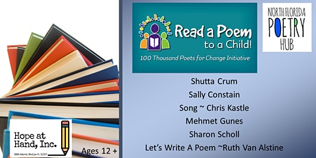 Read-A-Poem-To-A-Child School Ages 12 and up tickets