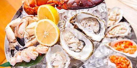 October Seafood Extravaganza tickets