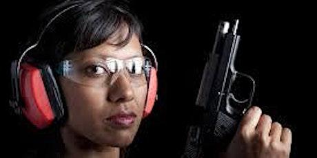 C.A.S. Ladies ONLY BASIC Handgun Class tickets