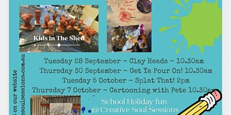 School Holiday FUN! tickets