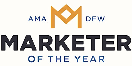 2021 AMA DFW Virtual Marketer of the Year Awards Event tickets