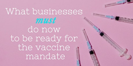 COVID-19 Vaccination Mandate - Lunch & Launch tickets