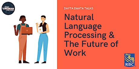 NLP Advancements & the Future of Work tickets