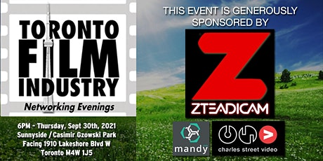 September Toronto Film and TV Networking Evening tickets