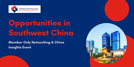 Member Only Networking & China Insights Event tickets
