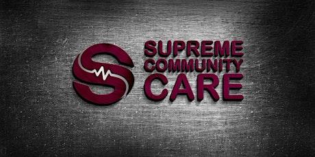 Autism Spectrum  - Skills Development & Training  by Supreme Community Care tickets