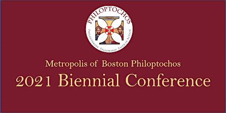 Boston Philoptochos Biennial Convention 2021 tickets