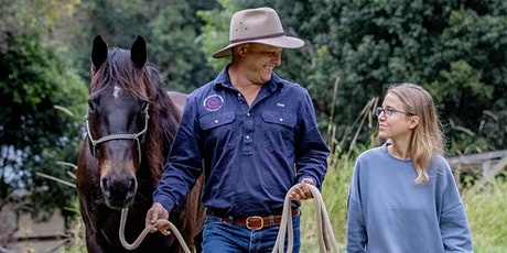 Equine Assisted Therapy Australia course webinar tickets