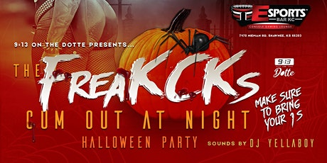 The FreaKCKs Cum Out at Night tickets