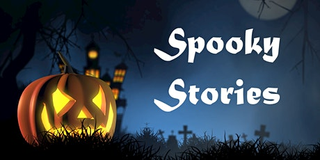 An Evening of Spooky Stories! tickets