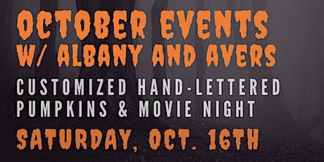 Albany and Avers: Halloween Festivities tickets