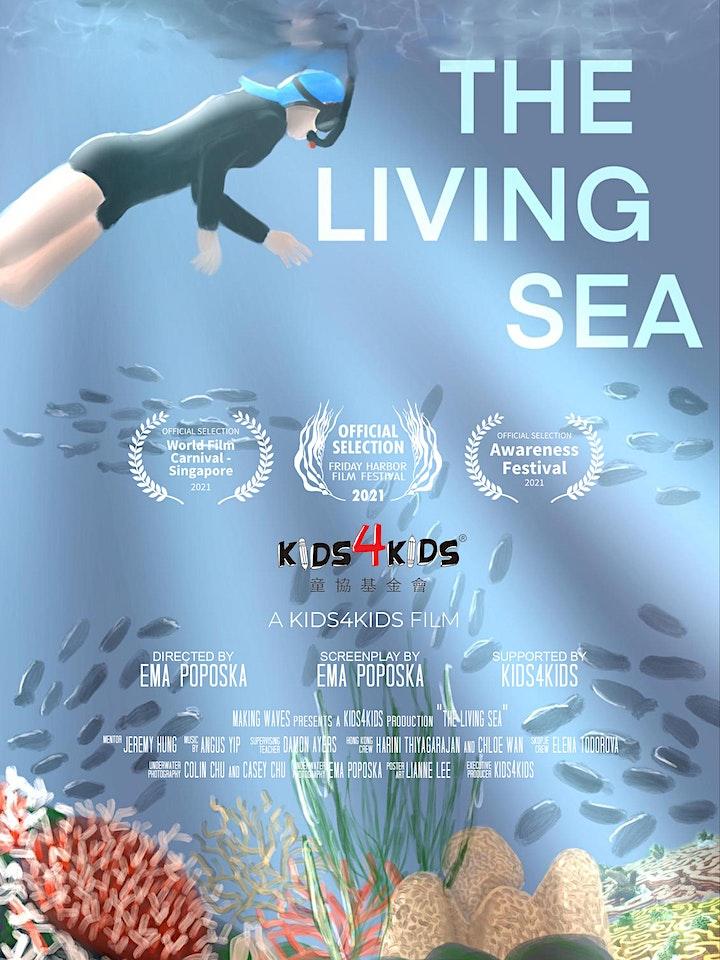 Movie Screening - The Living Sea image