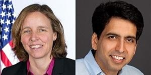Chief Technology Officer of the U.S. Megan Smith