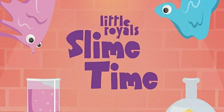 October School Holidays Slime Time tickets