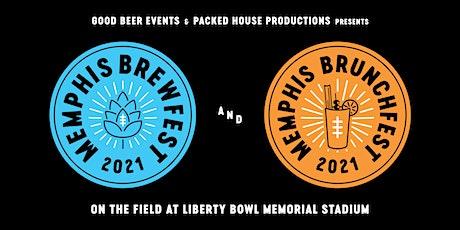 Memphis Brewfest Weekend 2021 tickets