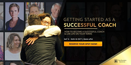 Getting Started as a Successful Coach 2-Day Virtual Summit tickets