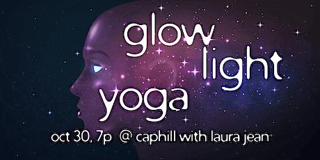 Glow Flow Yoga at Black Swan Yoga! tickets