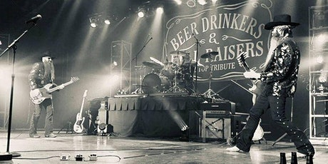 Beer Drinkers & Hell Raisers (The Ultimate ZZTOP Tribute) LIVE tickets