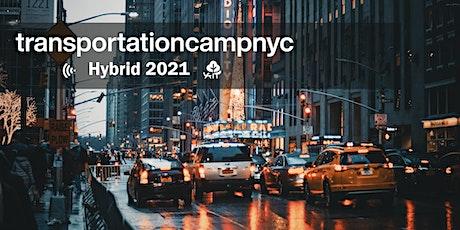 TransportationCamp NYC 2021 (Hybrid) tickets