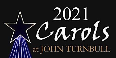 Carols at John Turnbull tickets