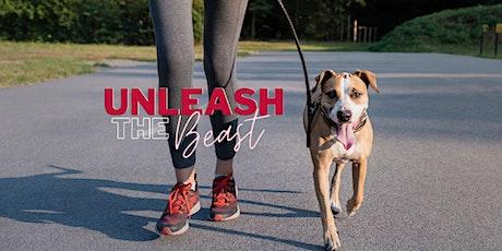 UNLEASH THE BEAST - 3K RUN/WALK tickets