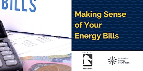 Making Sense of Your Energy Bills -  City of Whitehorse tickets