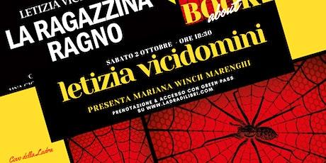 BookAbout con Letizia Vicidomini biglietti