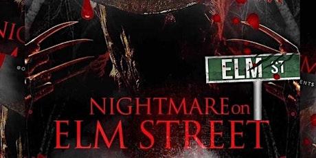 NIGHTMARE ON ELM ST HALLOWEEN PARTY tickets