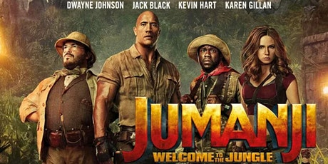 """The Lions Eye Institute: """"Jumanji: Welcome to the Jungle"""" tickets"""