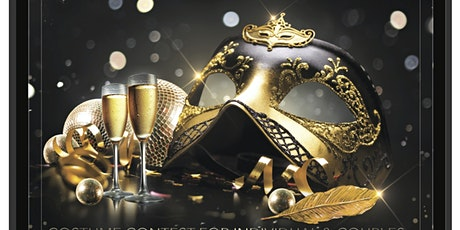 GOOD TO GO 3RD ANNUAL MASQUERADE AND COSTUME BALL tickets