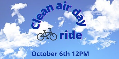 City of Richmond Annual Clean Air Day Community Bike Ride tickets