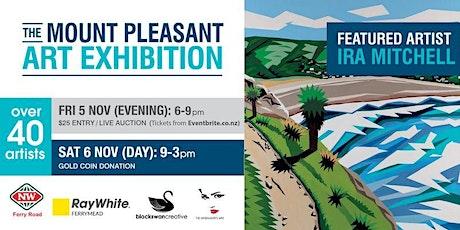 Mt Pleasant Art Exhibition tickets