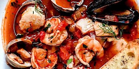 SNIP Fundraiser: Cioppino & Vino Dinner at Paluca Trattoria tickets