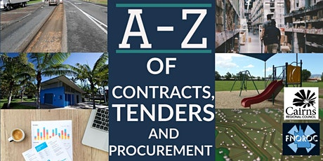 A-Z of Contracts, Tenders and Procurement tickets